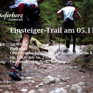 Läuferherz Trail 05.11.17